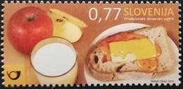 Slovenia 2015 Traditional Slovene Breakfast - Slovenia