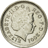 Monnaie, Grande-Bretagne, Elizabeth II, 5 Pence, 2001, SUP, Copper-nickel - 1971-… : Monnaies Décimales