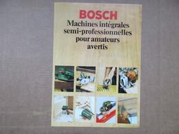 Bosch / Pub - Vieux Papiers