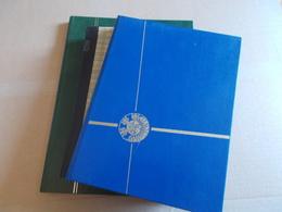 Lot N° 11 Un Lot De 3 Classeurs Des COLONIES FR.  Neufs Et Obl. / ATTENTION PAS DE PAYPAL. Bien Lire L'annonce - Colecciones (en álbumes)