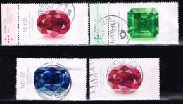 Bund 2012, Michel# 2901 - 2903 + 2909 O - Used Stamps