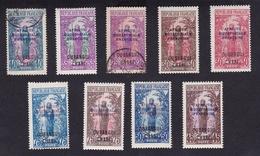Oubangui Chari - AEF19222nd ChoixFemme BakaloisY&T51 à 56 - 58 - 64 - 66 - A.E.F. (1936-1958)