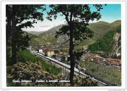 RONTA PITTORESCA - STAZIONE E DETTAGLIO PANORAMA NV FG - Firenze