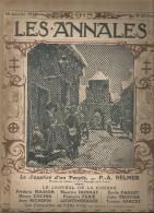 Journal LES ANNALES , 10 Janvier 1915 , Le Journal De La Guerre , Militaria  ,le Supplice D'un Peuple , Frais Fr : 2.50€ - Giornali
