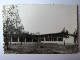 FRANCE - GIRONDE - MONTALIVET-LES-BAINS - Colonie De Vacances - Salles à Manger Et Préau - 1952 - France