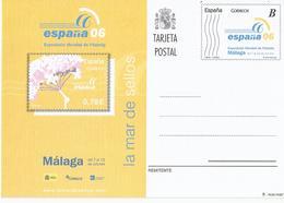 España 2006. Tarjeta Entero Postal Tarifa B. Exposición Mundial De Filatélia. - Interi Postali