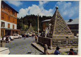 ABETONE  LE PIRAMIDI E HOTEL CRISTALLO - Italie