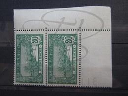 VEND BEAUX TIMBRES DE GUADELOUPE N° 80 EN PAIRE  + 2 BDF , XX !!! - Unused Stamps