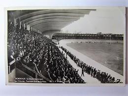 FRANCE - GIRONDE - BORDEAUX - Le Stade Municipal - Les Tribunes - 1939 - Bordeaux
