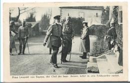 Bay324 / Prinz Leopold Von Bayern, Bilddokument 1915. (Res. Division) - Allemagne