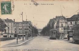 RENNES - Avenue De La Gare - Tramway - Rennes
