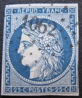 OE/299 - CERES N°4 (filets Intacts)- PC 1062 : CUSSET (Allier) INDICE 3 - Cote : 65,00 € - 1849-1850 Cérès