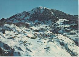 Feldis/Veulden Gegen Das Skigebiet Von Motta - Photo: Geiger - GR Grisons