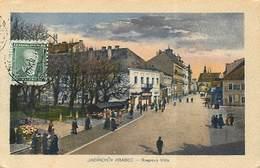 Jindrichuv Hradec Rriegrova Trida - Tschechische Republik