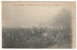 JANVILLE (28) - La Bataille De Loigny - Charge Des Zouaves Pontificaux - Guerres - Autres
