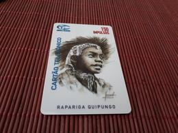 Phonecard Angola  Used Rare - Angola