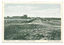 LE PERRAY - Carrefour De L'Etang De St Hubert - Le Perray En Yvelines