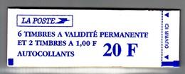 France Carnet N°1508  Type Marianne Du 14 Juillet Lot 619 - Carnets