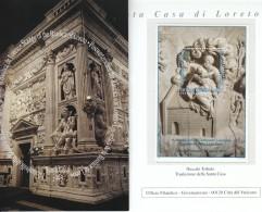 Vaticano 1995 - Santa Casa Di Loreto - Folder Contenente Serie E Foglietto Nuovi - Nuovi