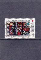 France Oblitéré  1981  N° 2175   Croix Rougze.  Eglise Du Sacré-Coeur D'Auduncourt - Oblitérés