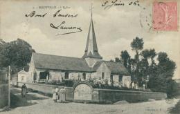 76 BOURVILLE / L'Eglise / - France