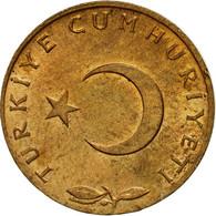 Monnaie, Turquie, 5 Kurus, 1962, TTB, Bronze, KM:890.1 - Turquie