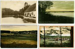 AABENRAA  APENRADE  DENMARK  Lot 36 Postcards Not Traveled  Small Format  Look All The Scan - Cartoline