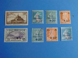 LIQUIDATION TIMBRES DE FRANCE DEPART 1 EURO/ENSEMBLE SUPER - Sammlungen