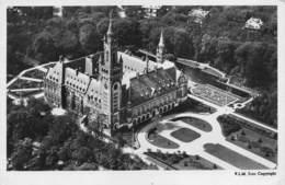 "0137 "" DEN - HAAG -  VREDESPALEIS - THE AGUE PEACE PALACE ""  - CART. ORIG. SPED. - Den Haag ('s-Gravenhage)"