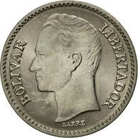 Monnaie, Venezuela, 25 Centimos, 1977, Werdohl, Vereinigte Deutsche Metallwerke - Venezuela