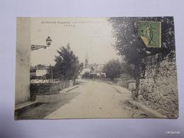 SAINT PIERRE NOGARET-Le Bourg - France