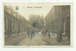 Hemiksem - Hemixem  *  Depotstraat - Hemiksem