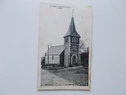 CPA 58 - Le MORVAN - FACHIN - L'église - 1931  - NO REPRO - France