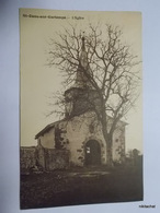 ST OUEN SUR GARTEMPE-L'église - Frankrijk