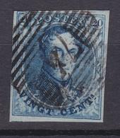N° 7 Margé 74 LIERRE Coba +8.00 - 1851-1857 Médaillons (6/8)