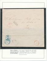 017/27 - NEDERLAND  - Document IMPRIME VELP Franco 1867 Vers S' GRAVENHAGE - 1 Cent Gelderland - 1852-1890 (Guillaume III)