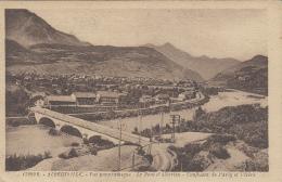 Albertville 73 - Vue Panoramique - Pont Albertin - Confluent Arly Isère - Albertville