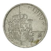 Monnaie, Espagne, Juan Carlos I, Peseta, 1996, TTB, Aluminium, KM:832 - [ 5] 1949-… : Royaume