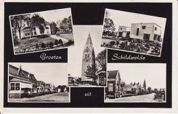 243942Schildwolde, Groeten Uit (links Boven Een Kleine Vouw, Zie Ook Achterkant) - Netherlands