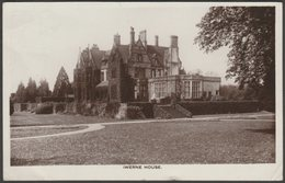 Iwerne House, Iwerne Minster, Dorset, 1930 - Chadd RP Postcard - Other