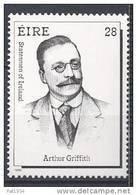 Irlande 1986 N°609 Neuf ** Arthur Griffith - 1949-... République D'Irlande