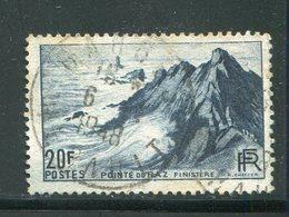 FRANCE- Y&T N°764- Oblitéré - Usados