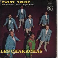 Disque 45 Tours LES CHAKACHAS - Jazz