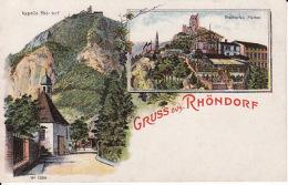 250426Gruss Aus Rhöndorf - Röhndorf