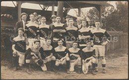 Soccer - Preston Football Club, Ontario, C.1920 - RPPC - Ontario