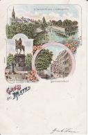 2504109Gruss Aus Metz, 1903 - Metz