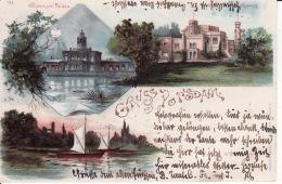 2504112Gruss Aus Potsdam, 1901 - Potsdam