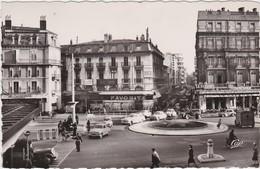 VALENCE Place De La République Et Avenue Victor Hugo ( Tube Citroen Gendarme Scooter ... ) - Valence