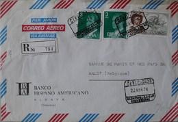 Espana 1978 Certificado Valencia - 1931-Today: 2nd Rep - ... Juan Carlos I