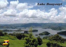 1 AK Uganda * Blick Auf Den Bunyonyi-See Mit Seinen 29 Inseln - Der See Liegt Im Distrikt Kabale * - Uganda